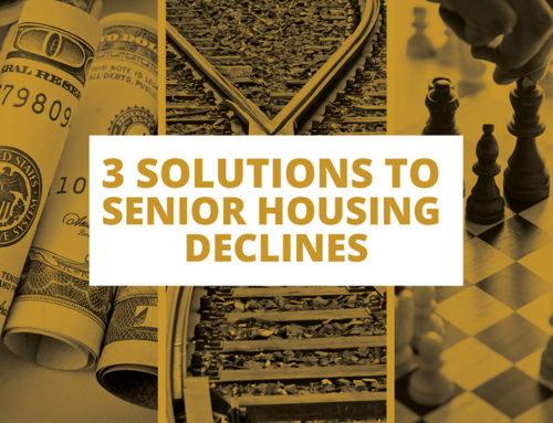 Future Solutions to Senior Housing Declines